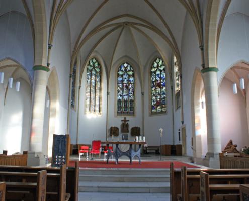 Chorraum St. Antonius
