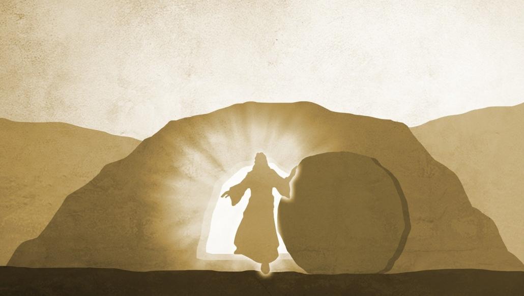 Ist jesus auferstanden was Der Herr